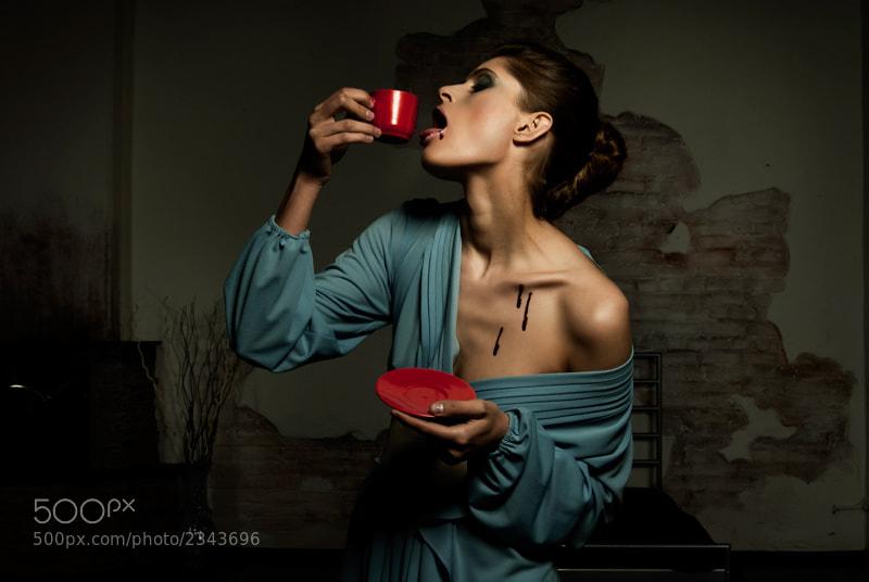 Photograph True blood or true kofe by Sergey Ysir on 500px