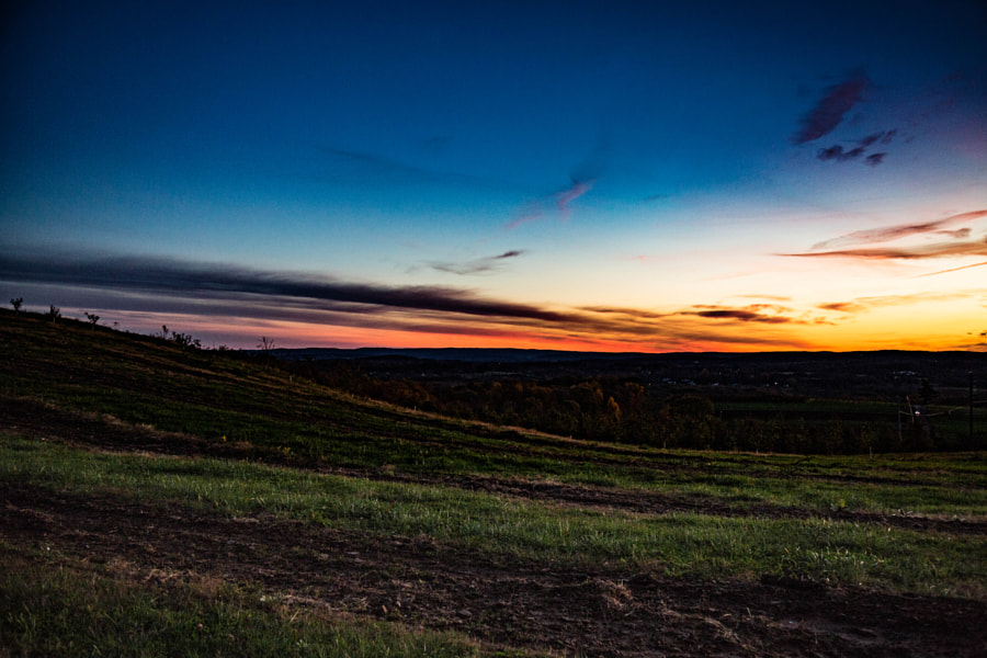 Sunrise by Mark Becwar on 500px.com