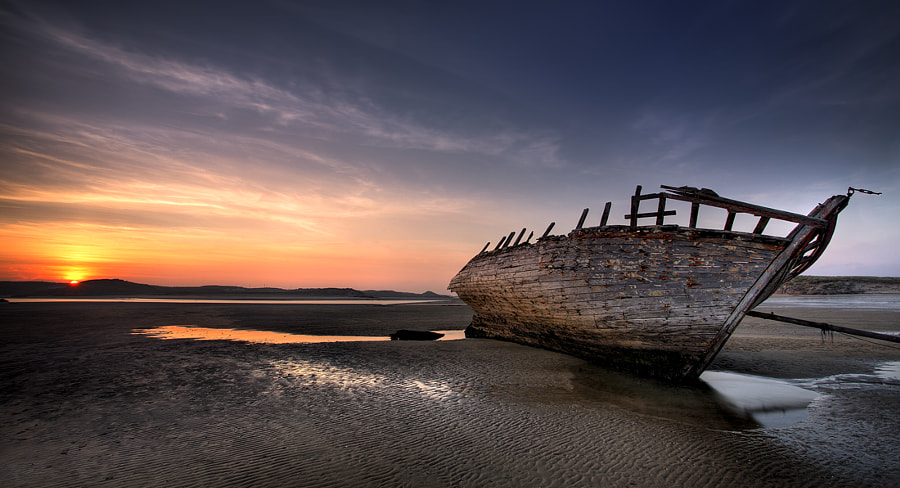 Eddies Boat II by Gary McParland on 500px.com