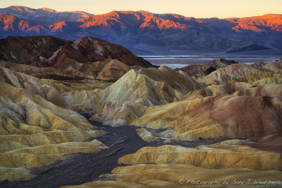 Photograph Zabriskie Point by Gary Weathers on 500px