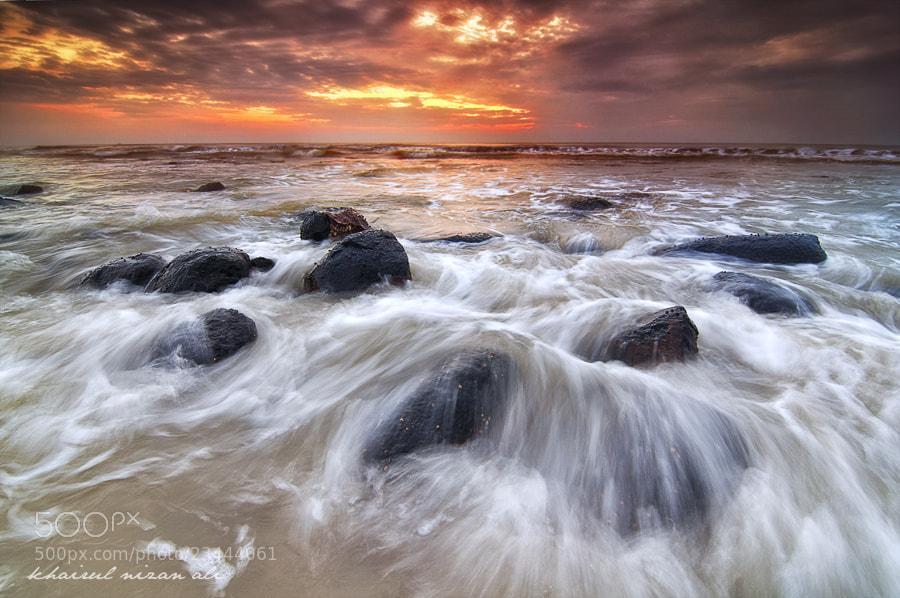 Photograph Go With The Flow II by Khairul Nizan Ali on 500px