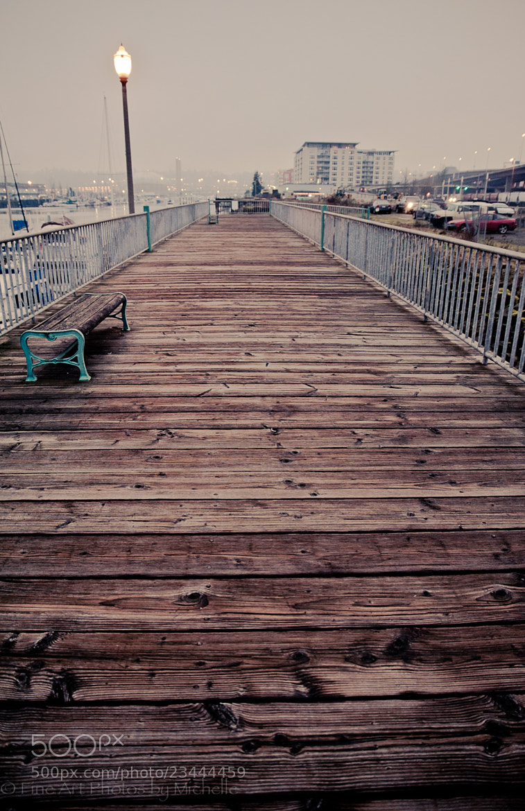 Photograph Board Walk by Michelle Stevenson on 500px