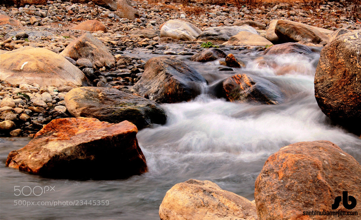 Photograph Dudhia River Branch by Santanu Banerjee on 500px