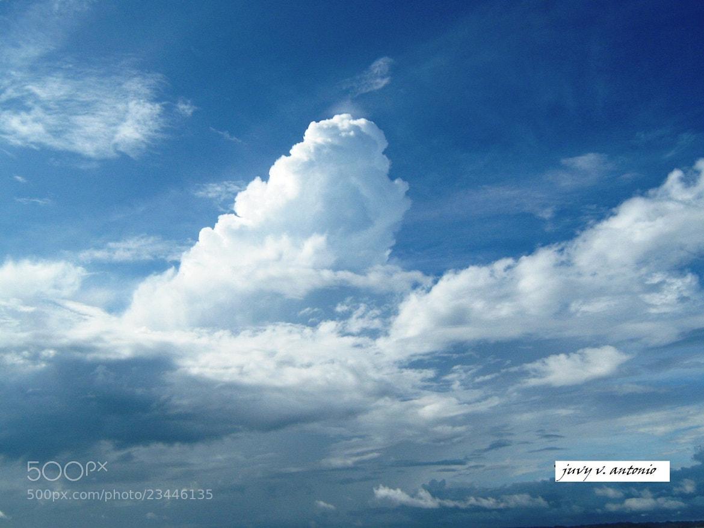 Photograph My Sky ! by juvs  on 500px