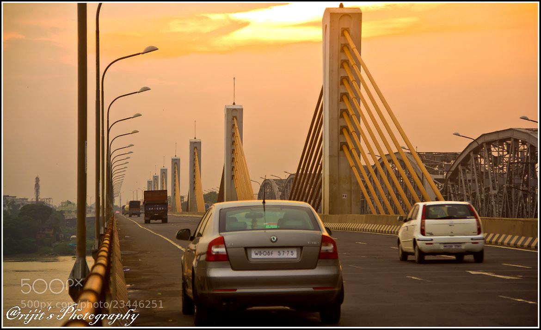 Photograph City Lights by Arijit Bose on 500px