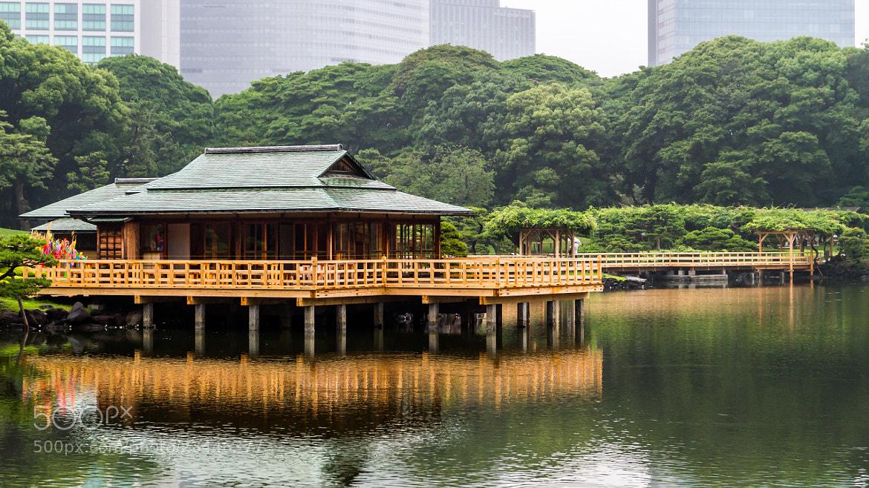 Photograph Tea House by Eric Akaoka on 500px