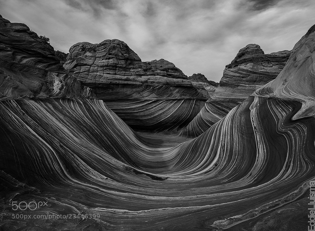 Photograph Mono Wave by Eddie Lluisma on 500px