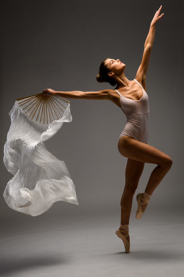 Dancer with the Fan