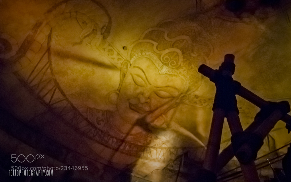 Photograph Inside the temple of Indiana Jones  by Fernando De Oliveira on 500px