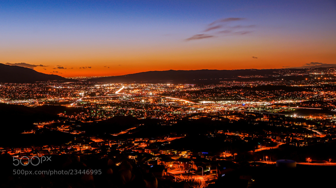 Photograph Nightfall in SoCal by Erik Anderson on 500px