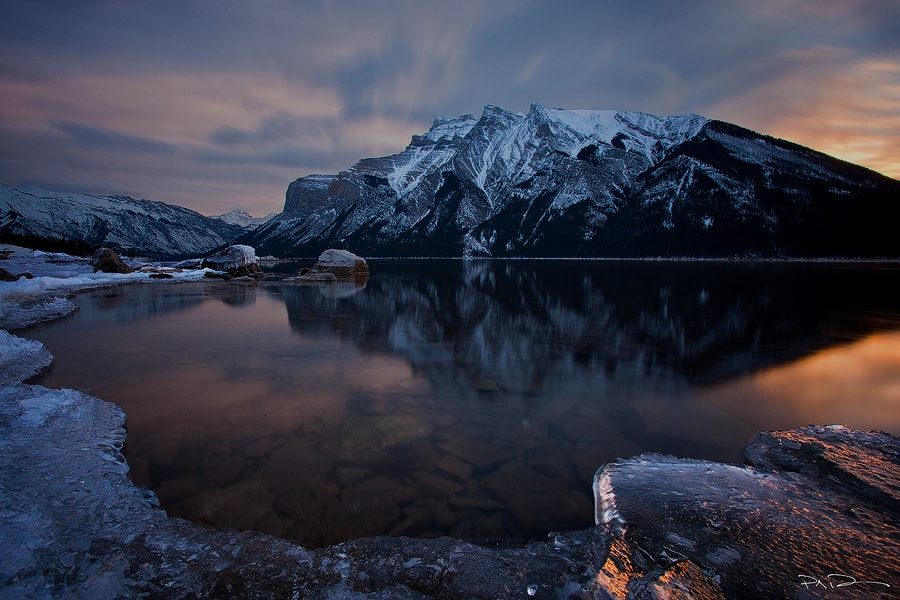 Photograph Frozen Empire by paul bowman on 500px