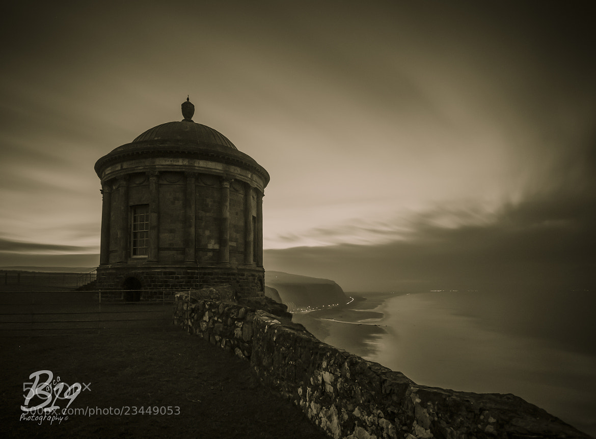 Photograph MUSSENDEN AT NIGHT by Sam Smallwoods on 500px