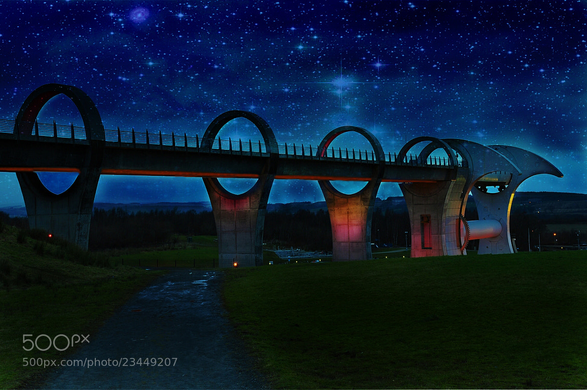 Photograph evening Falkirk by Jozsef Balogh on 500px