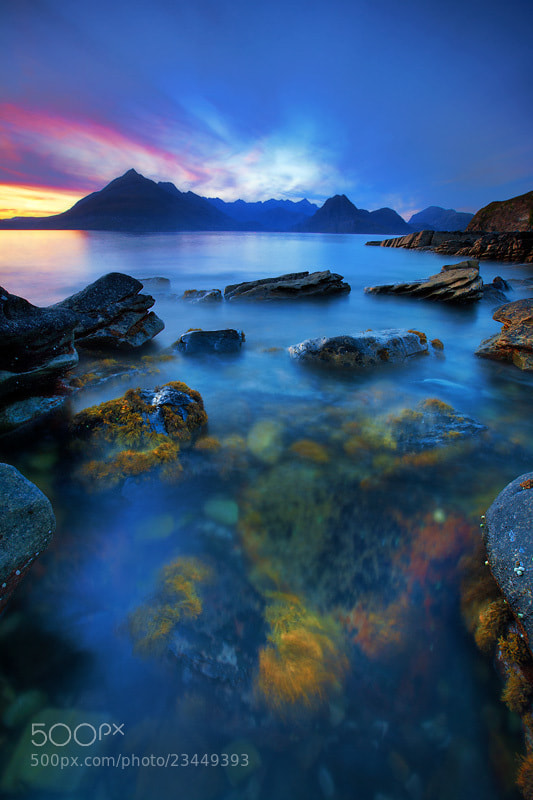 Photograph Cool Cuillins by Dylan Toh  & Marianne Lim on 500px