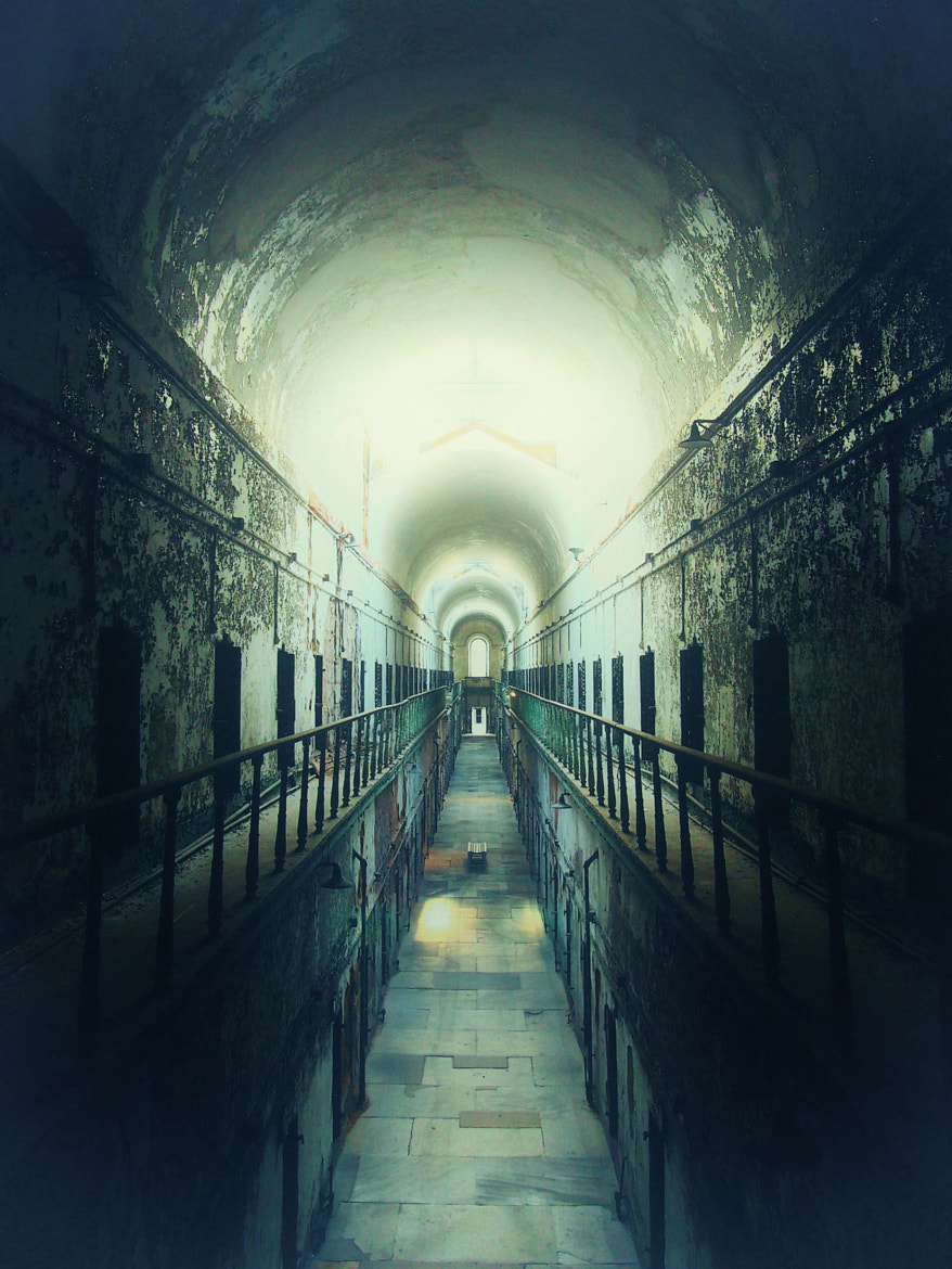 Photograph Eastern state penitentiary by Emma  on 500px