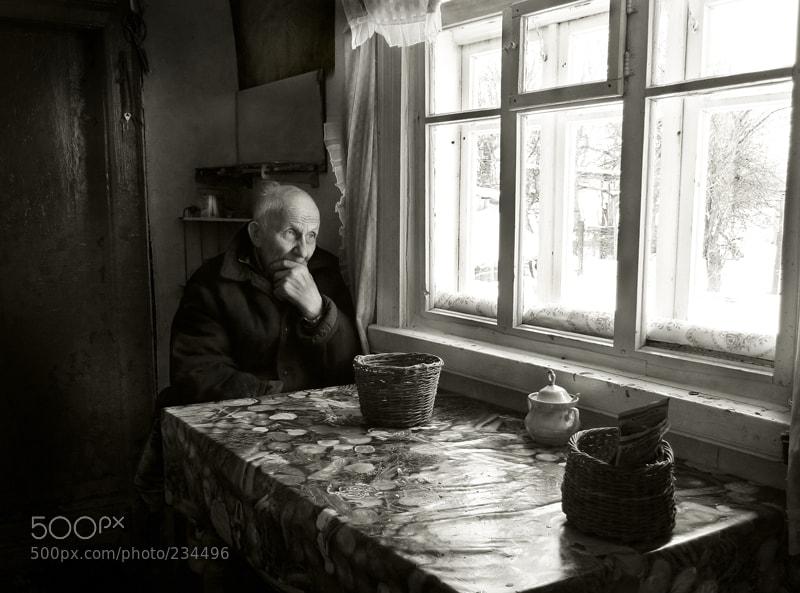 Photograph Адзiнота by Vladimir Buturlia on 500px