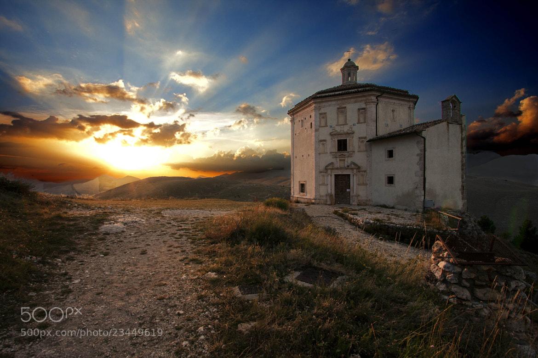 Photograph Santa Maria della Pietà by Giuseppe Mosca on 500px