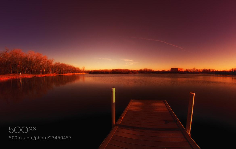 Photograph Behind the sun by Tatiana Avdjiev on 500px