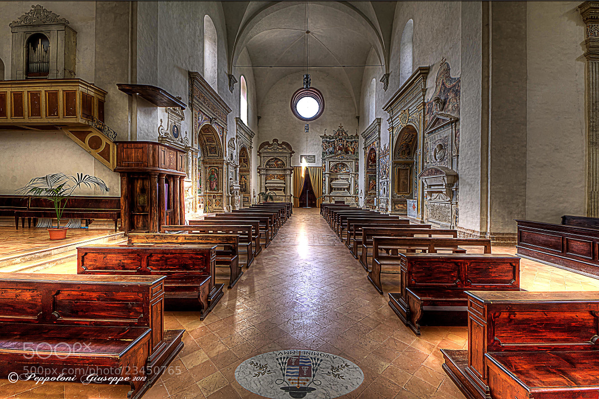 Photograph Chiesa Madonna delle Lacrime (PG) by Giuseppe  Peppoloni on 500px