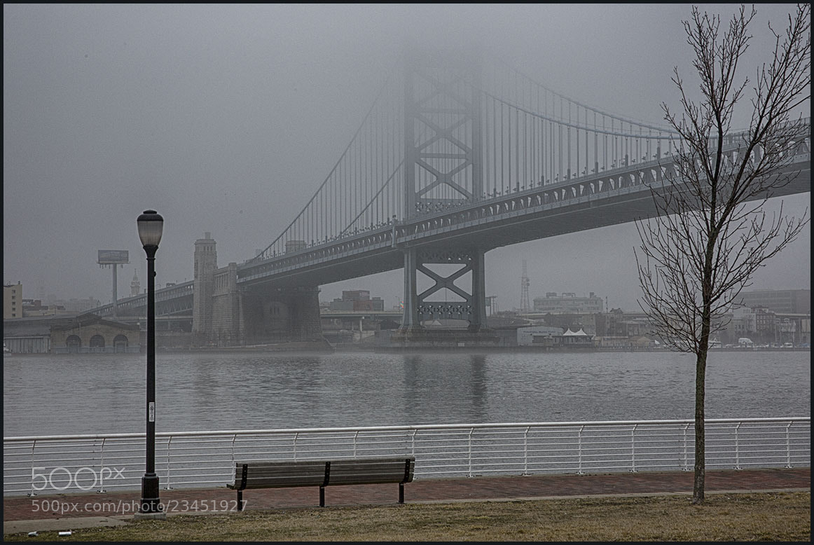 Photograph Fog on the Bridge. . . by Sonny Hamauchi on 500px