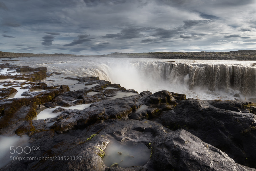At the edge of Selfoss