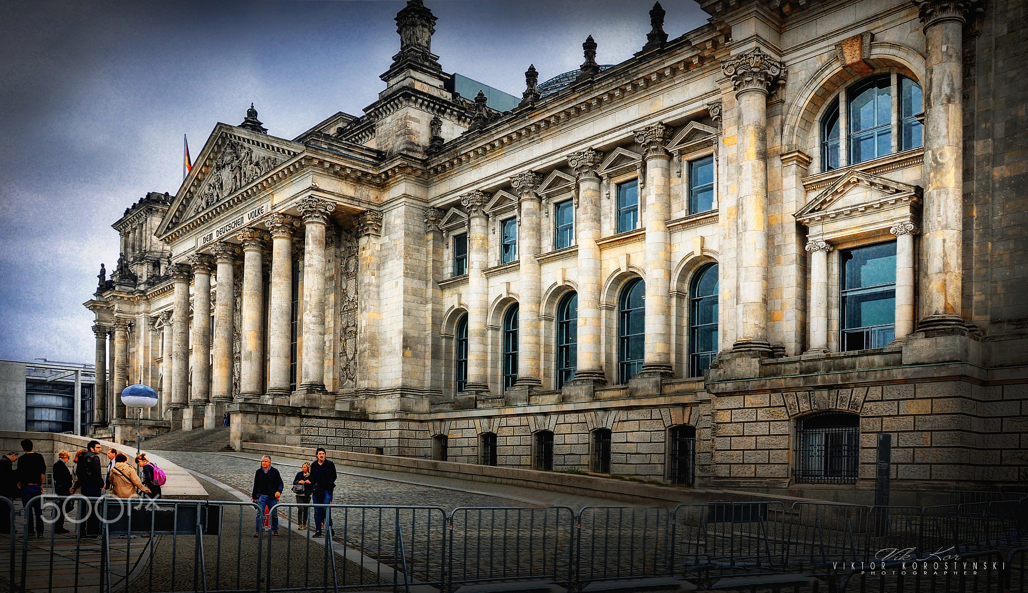 Photograph Reichstag.Berlin by Viktor Korostynski on 500px