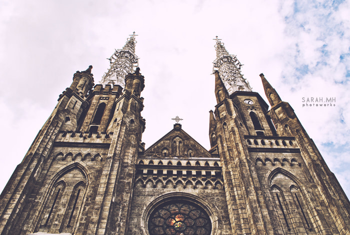 Photograph Catedral Church by Sarah Pras on 500px
