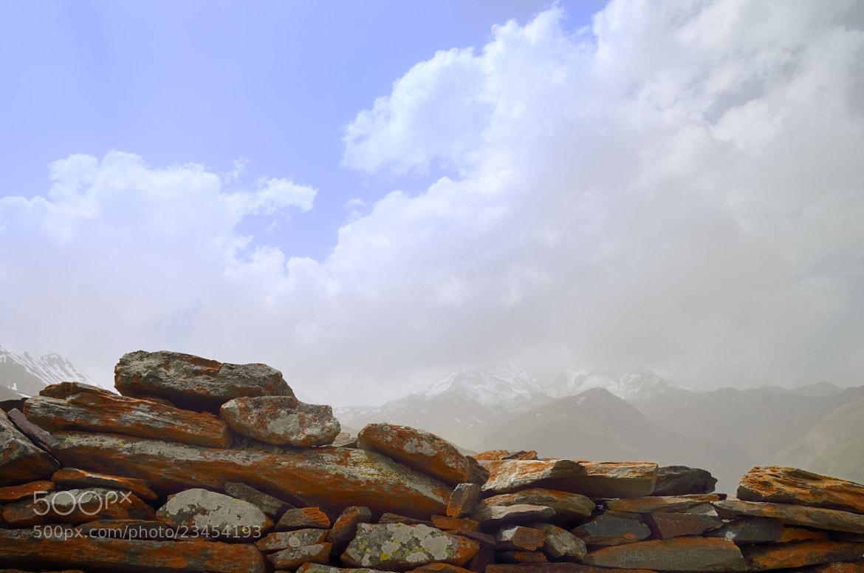 Photograph Mountain peak  by derevnja on 500px