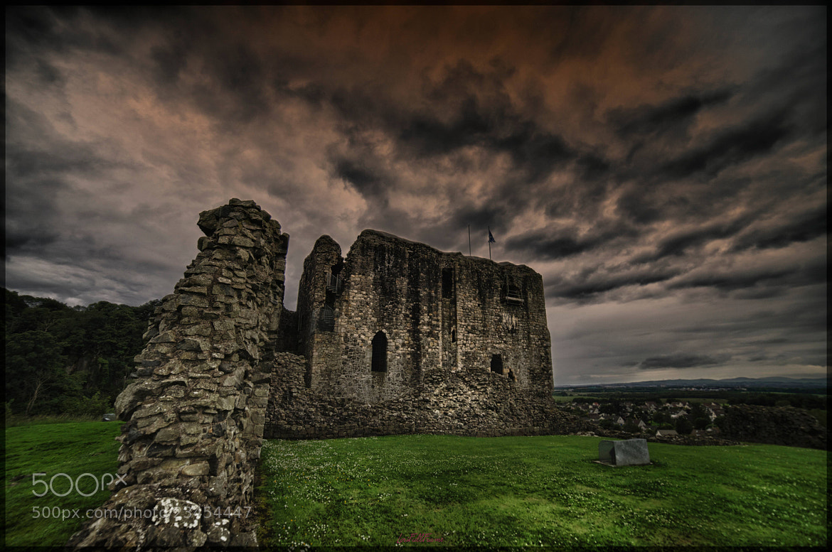Photograph Royal Dundonald Castle by Lorenzo ROSIGNOLI on 500px