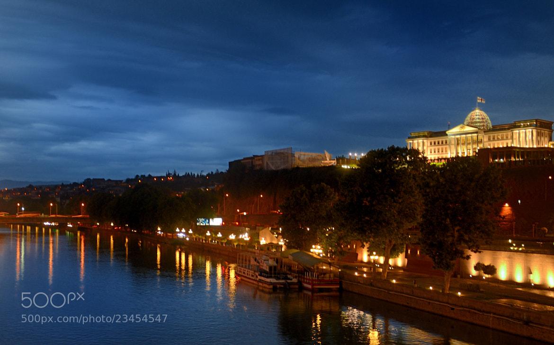 Photograph President palace by derevnja on 500px