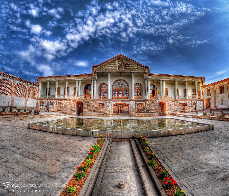 Photograph Amir Nezam House by Peyman Az on 500px