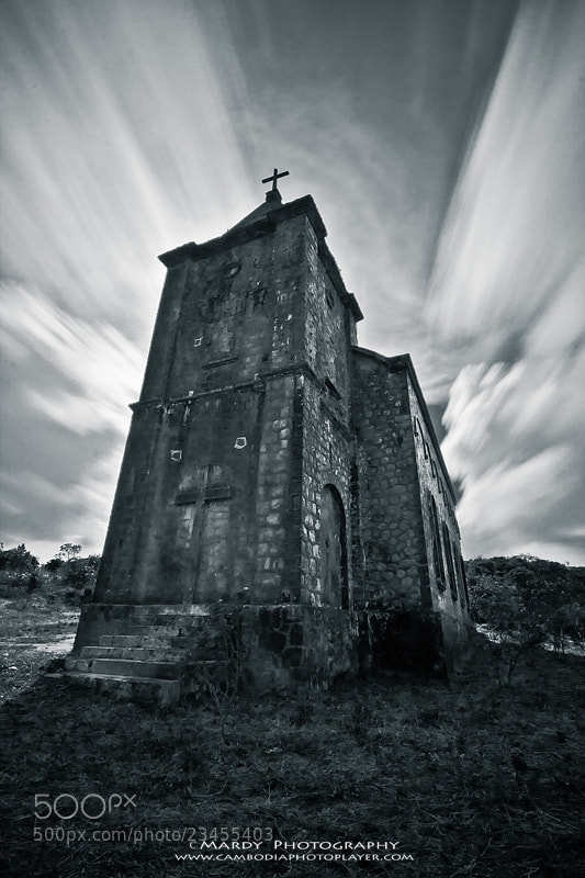 Photograph Abandon Church! by Mardy Photography on 500px
