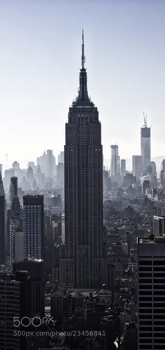 Photograph Empire State by Cris Saez on 500px
