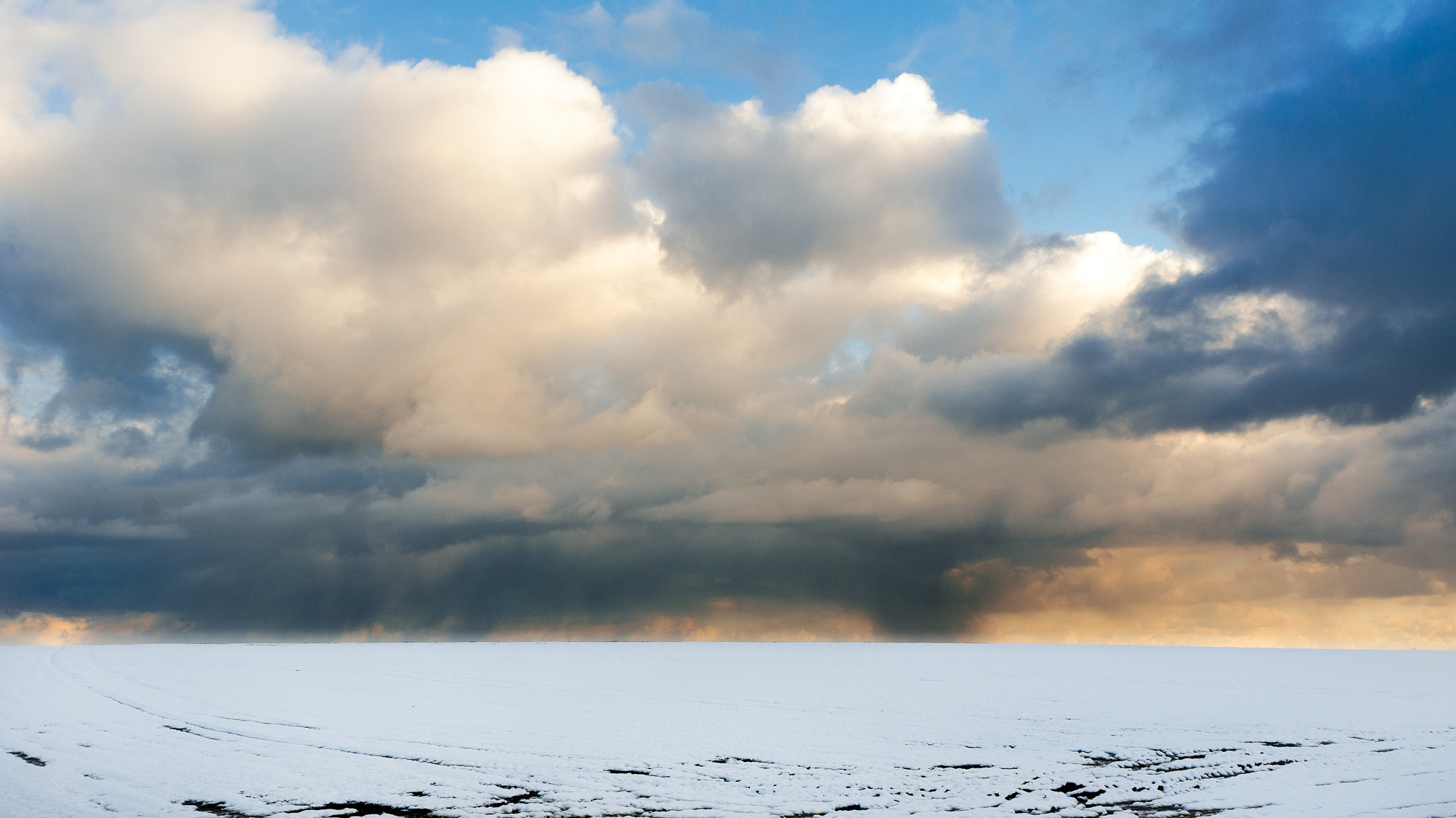 Photograph Snow and Storm by Tom  O'Leary on 500px