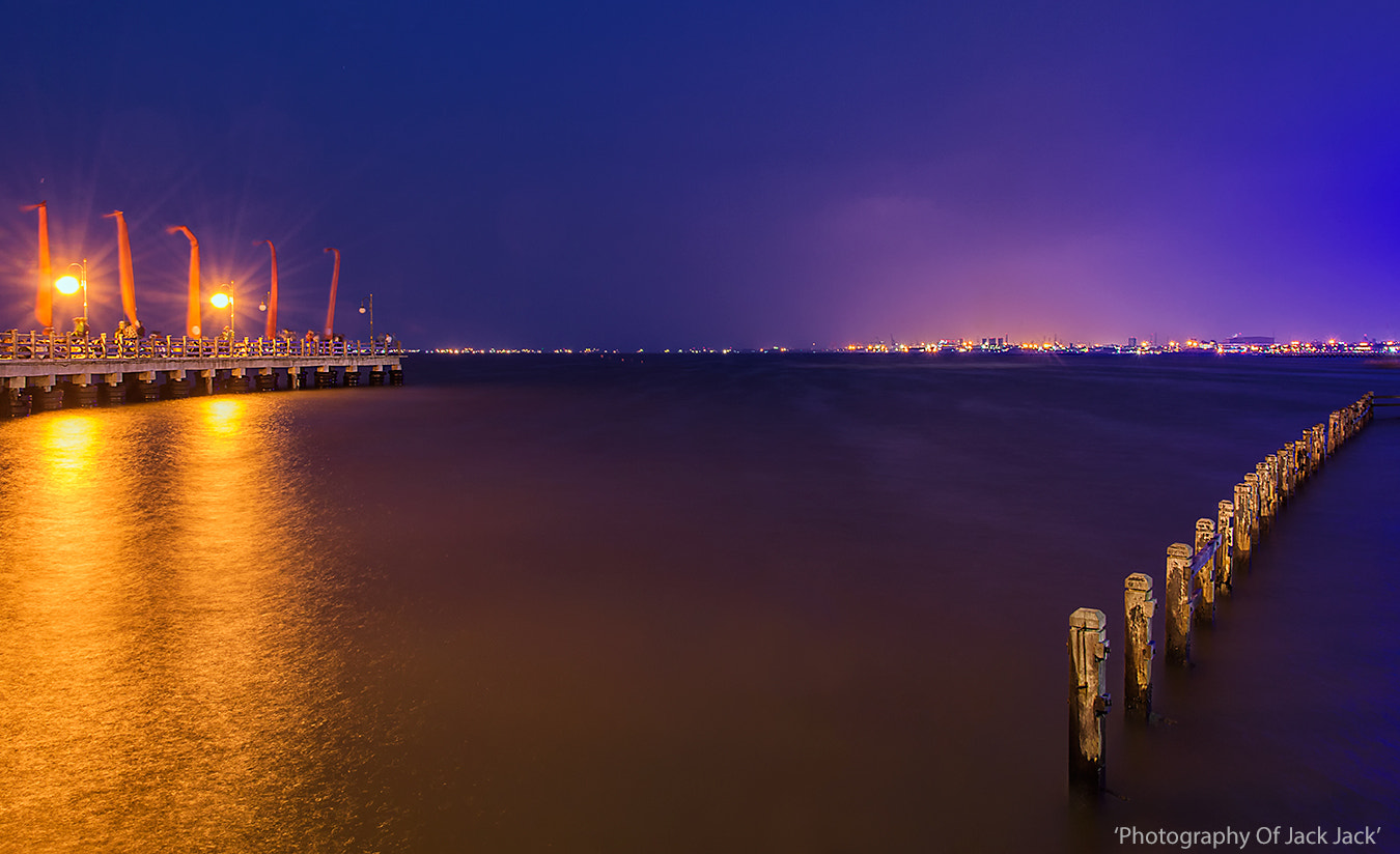 Photograph SPEND NIGHT AT ANCOL by HENDRIK PRIYANTO on 500px