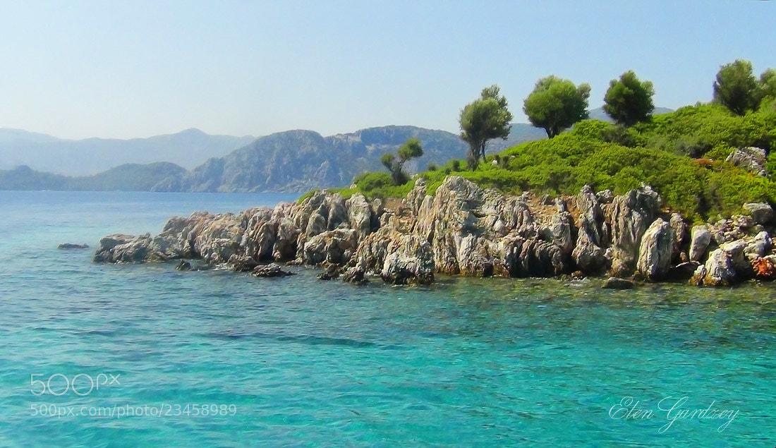 Photograph Aegean.  by Elen Gardzey on 500px