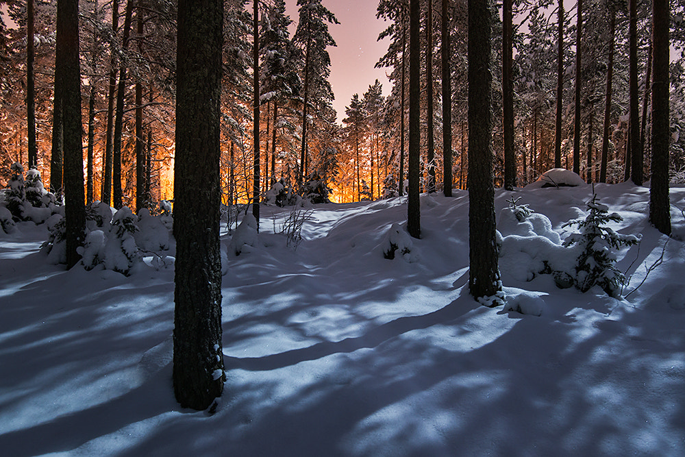 Photograph Between two worlds II by Mikko Lagerstedt on 500px