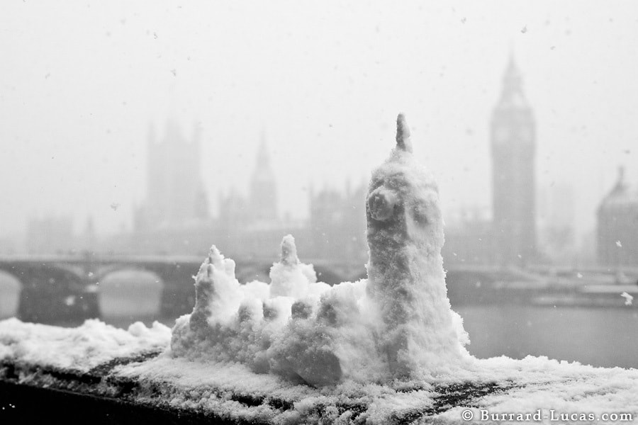 Photograph Snow Castle by Will Burrard-Lucas on 500px