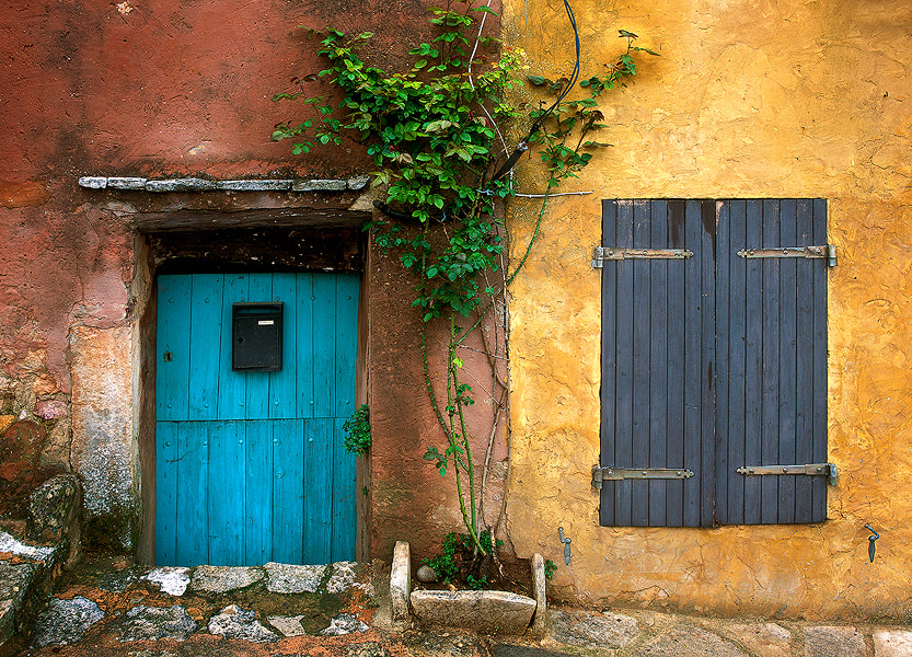 Photograph Timeless Roussillon by Jim Nilsen on 500px
