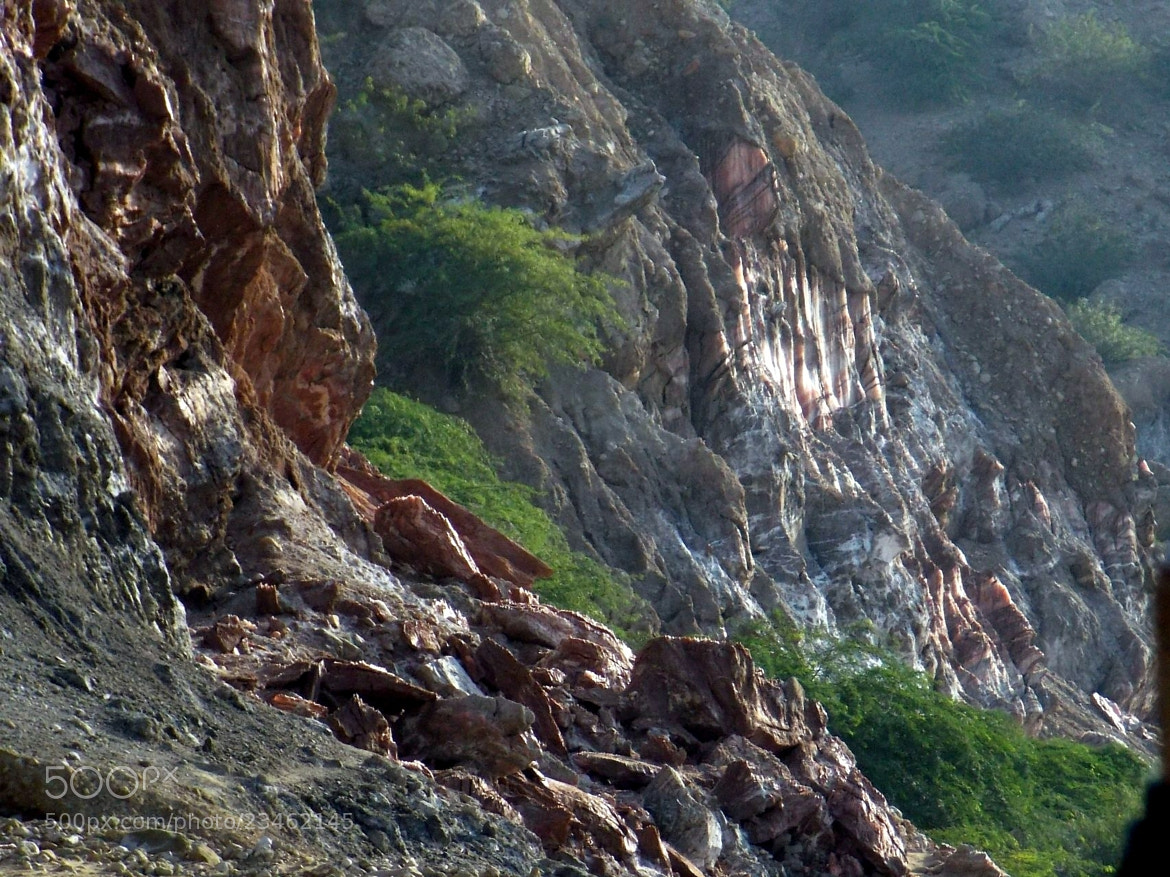 Photograph salt rocks by the river Indus by Mahmoud Akbar on 500px