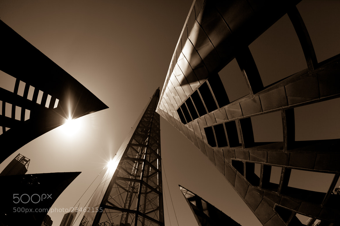 Photograph Swan Bell Tower in Perth City by Cindy  Pang on 500px