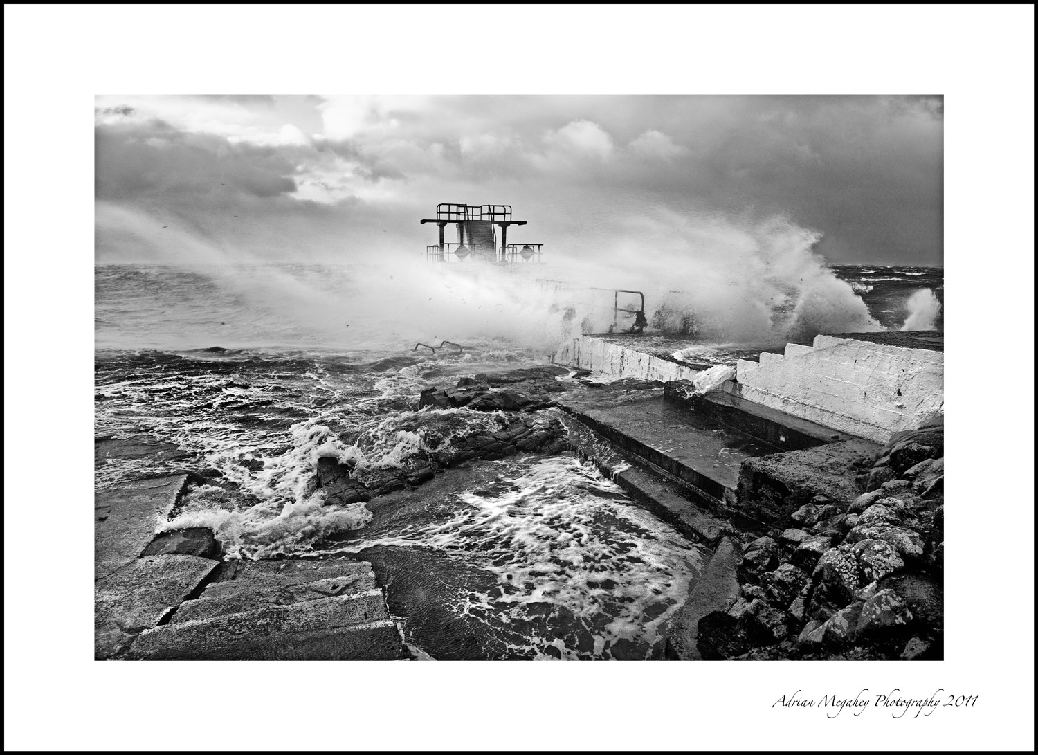 Photograph Hurricane Katia in Galway by adrian megahey on 500px
