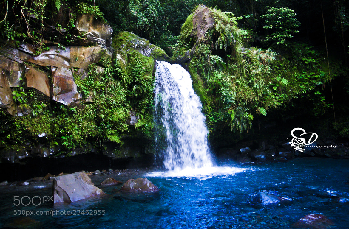 Photograph Taytay Falls by Danny schurgers on 500px
