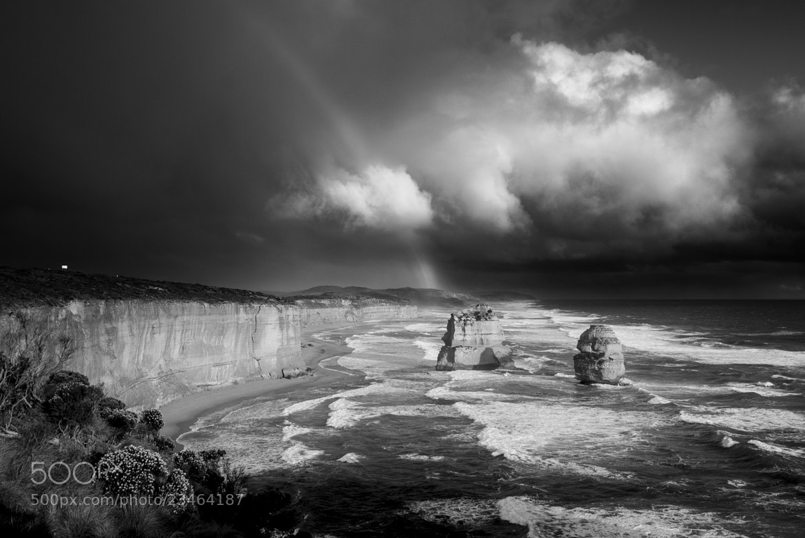 Photograph Apostles storm by Nathan Kaso on 500px
