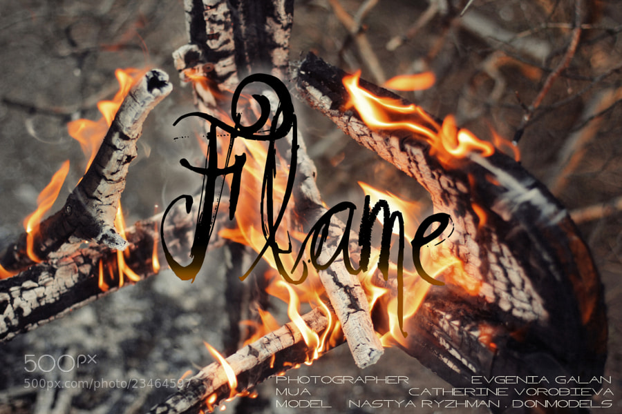 Flame cover