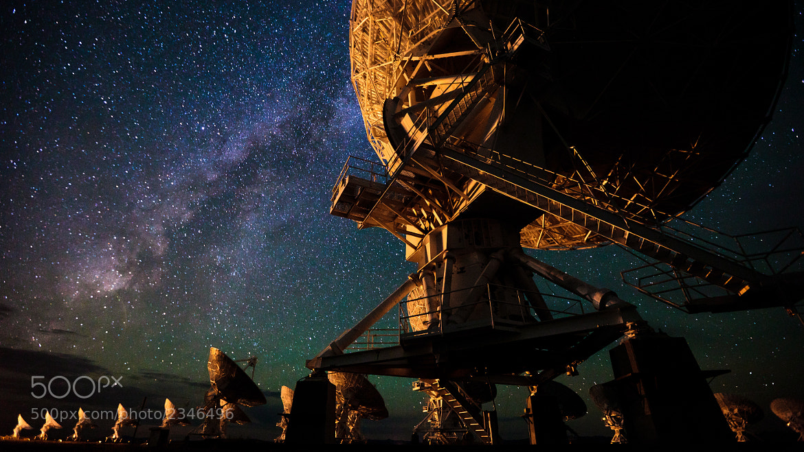 Photograph Very Large Array  by Josh Owens on 500px