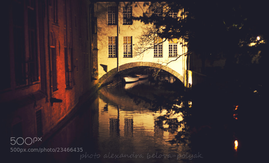 Photograph Bruges by Alexandra Belova-Polyak on 500px