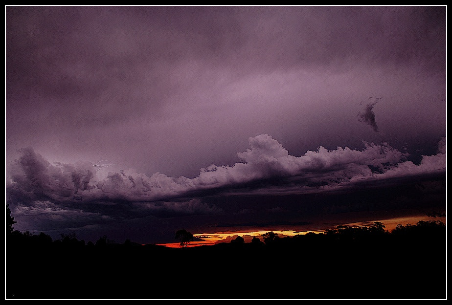 Photograph Storm front by Paul M on 500px