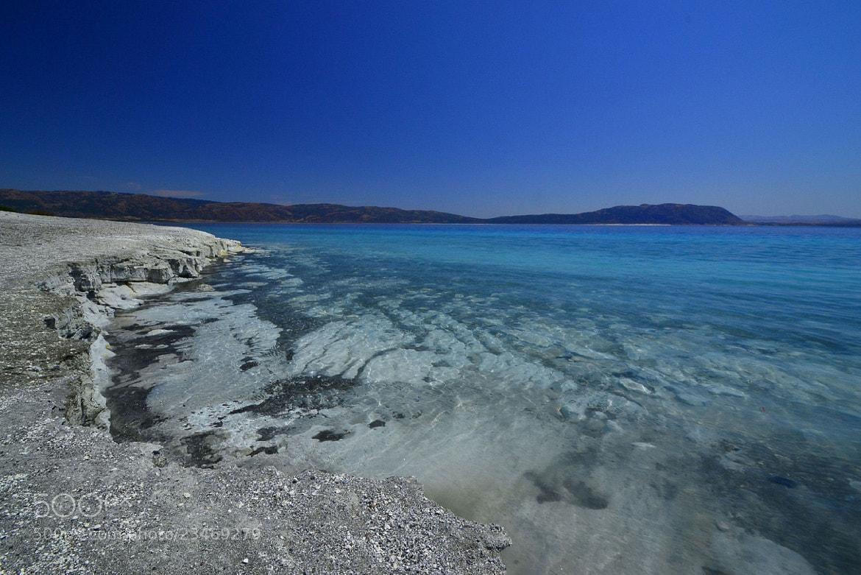Photograph Salda Lake by Zeynep Ugurdag on 500px