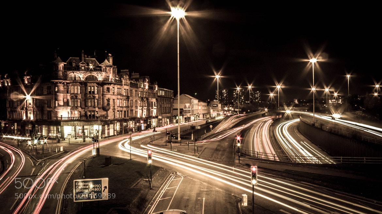 Photograph M8 Motorway, Glasgow by Kaiser Fernandez on 500px